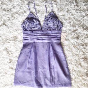 NWT Free People Formal Mini Dress